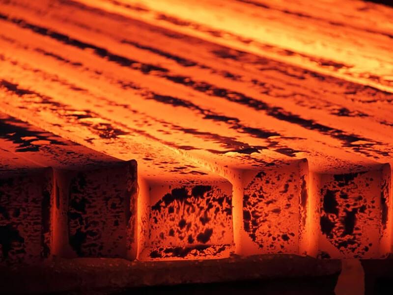 افزایش 43 درصدی صادرات فولاد خام ایران به چین