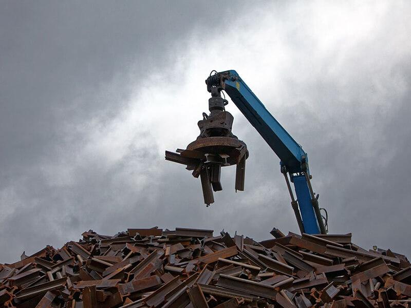 شرایط بحرانی واردات قراضه آهن به کشور