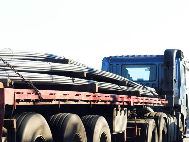 کاهش صادرات آهن و فولاد کشور در سال جاری