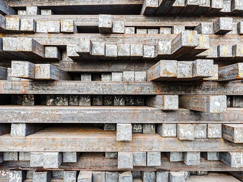 آمار معاملات محصولات فولادی در بورس آهن آلات