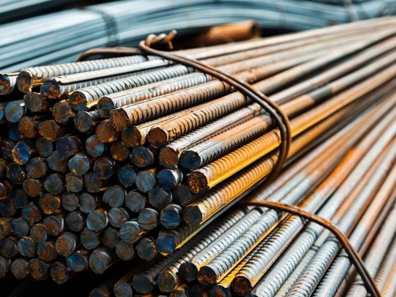 تولید میلگرد سایز 40 در ذوب آهن اصفهان