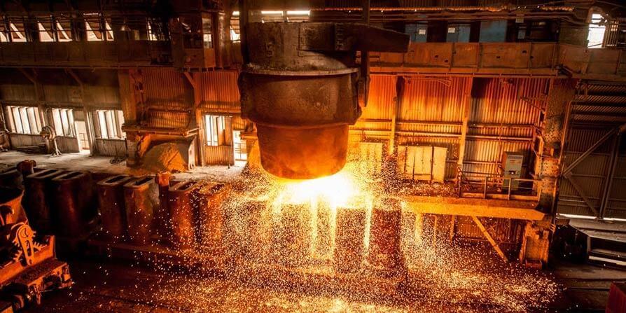 کوره ذوب آهن