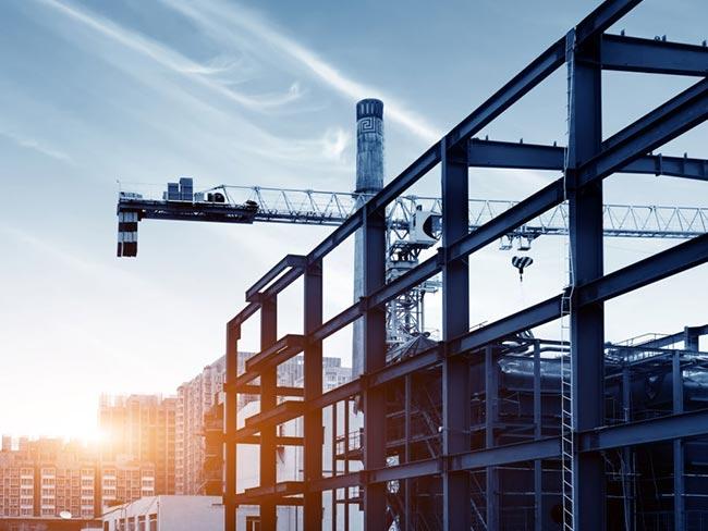 ساخت سازه های فلزی