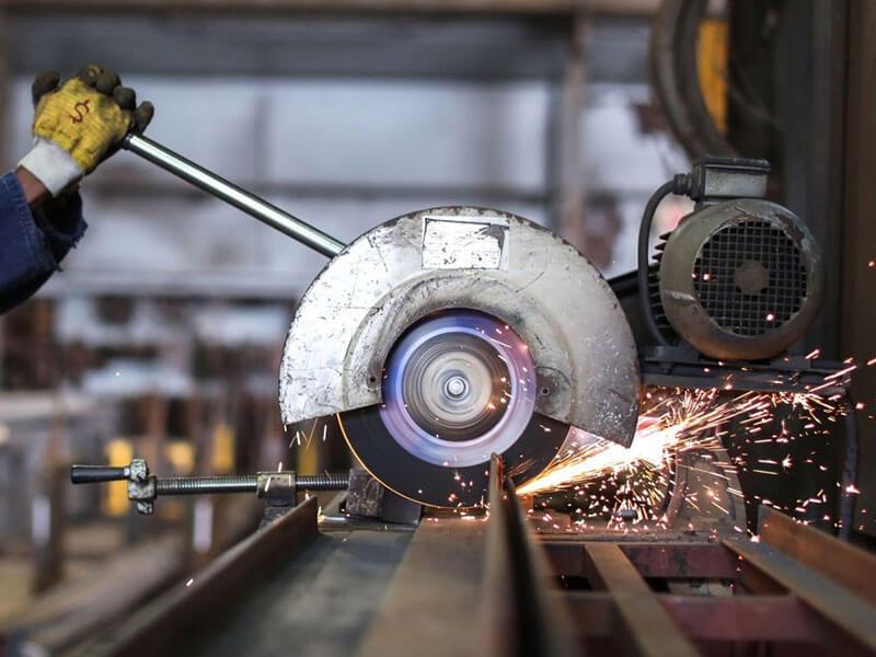 10 راه آسان برای برش انواع آهن آلات