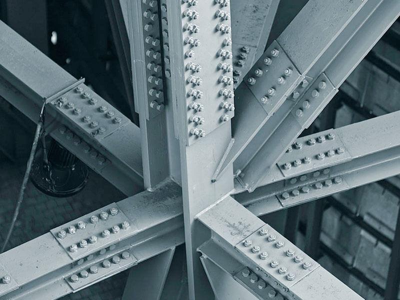 صفر تا صد اتصالات در سازه های فولادی - وبلاگ عصرآهن