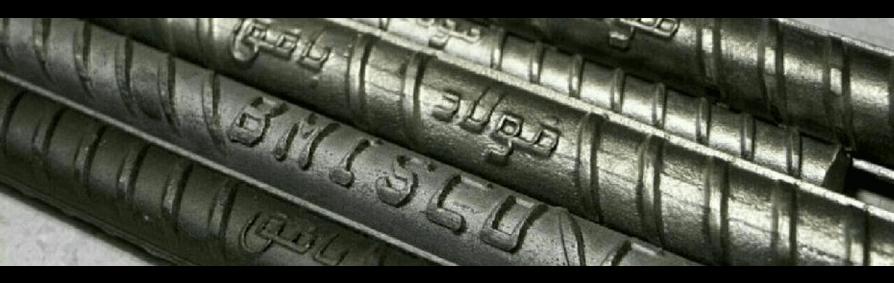 علامت اختصاری میلگرد بافق یزد