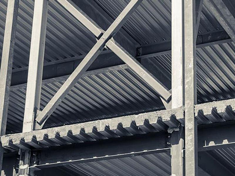 همه چیز درباره ی سقف های عرشه فولادی