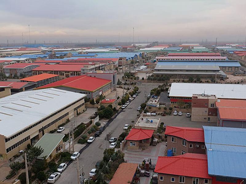 بازار آهن کاوه آبگرم