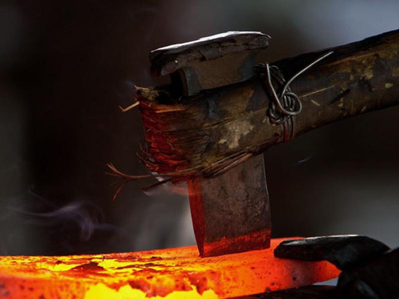 شکل دهی فلزات در حالت جامد یکی دیگر از فرآیندهای تولید
