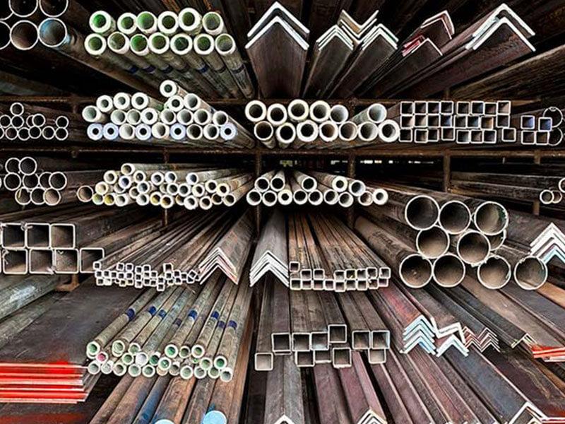 انواع مقاطع فولادی شکل، اندازه و خصوصیات آن ها