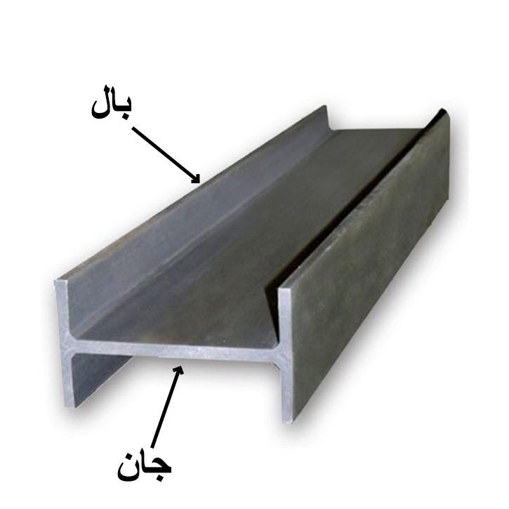 ساختار تیر آهن