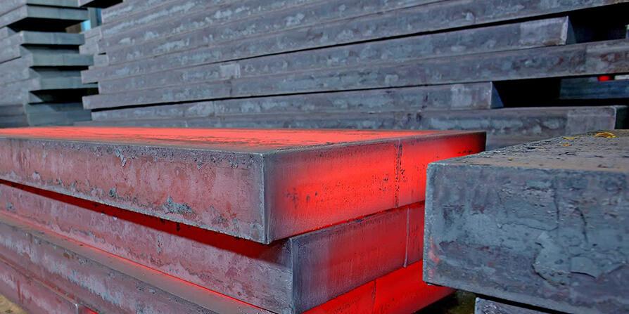 تصویر فولاد مقاوم در برابر سایش