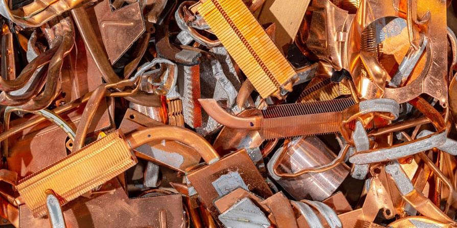 تصویر فلزات غیرآهنی