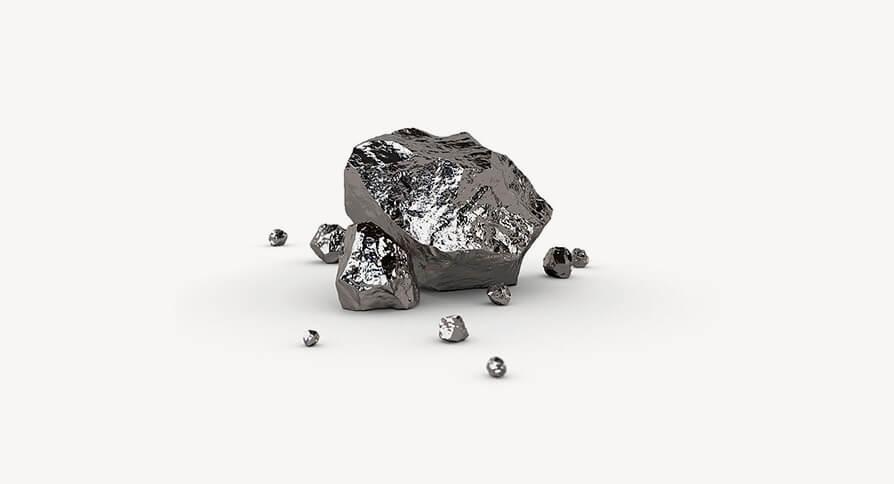 تصویر فلز تیتانیوم