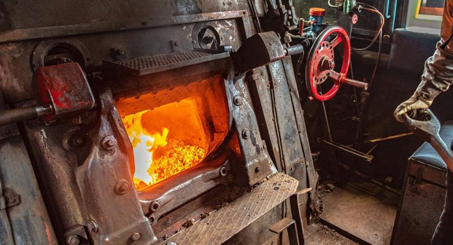 فرآیند پخت سنگ آهن