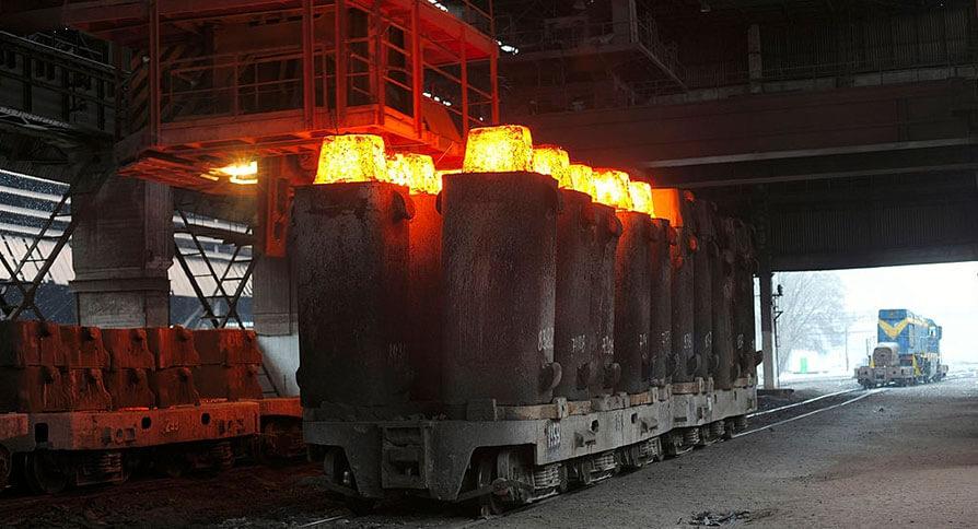 تصویر حمل و نقل سنگ آهن