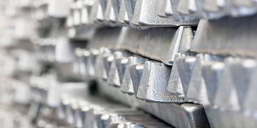 تصویر فلز آلومینیوم