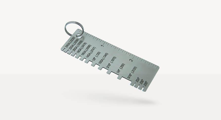 تصویر ابزار اندازه گیری ضخامت ورق