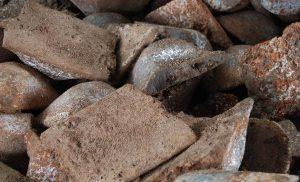 برای افزایش استحکام آهن خام چه اقداماتی انجام میدهند؟
