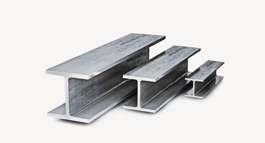 تصویر انواع سایز تیرآهن